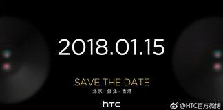 HTC U11 EYEs Resmen Geliyor! İşte Çıkış Tarihi ve Özellikleri