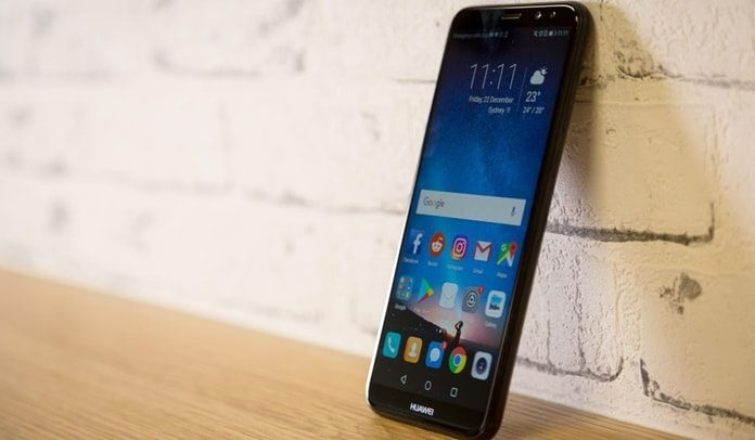 Huawei Mate 10 Lite İnceleme