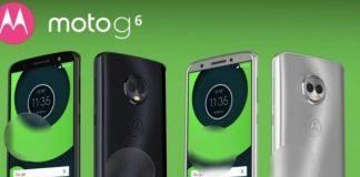 Moto X5, G6, G6 Plus ve G6 Play Görüntüleri Sızdırıldı!
