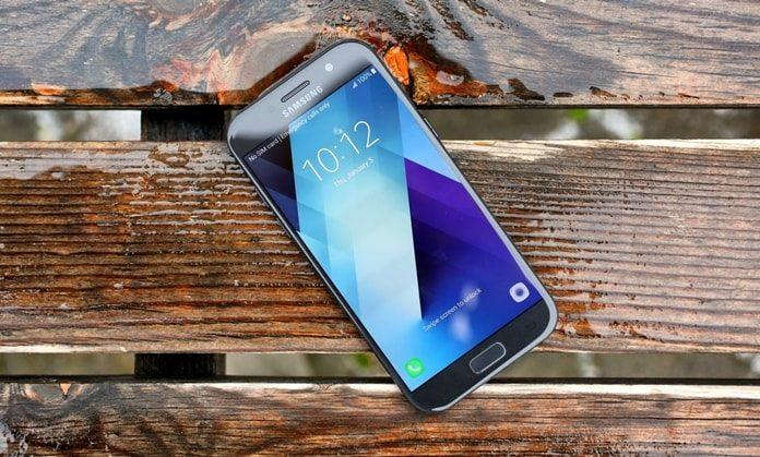 Samsung Galaxy A5 (2017) Ocak Güvenlik Güncellemesi