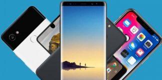 2018 Ocak Ayı Popüler Telefonlar Listesi (2. Hafta)
