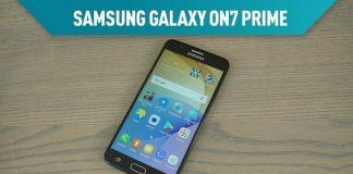 Samsung Galaxy On7 Prime 2018 Özellikleri Sızdırıldı!