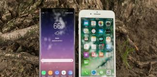 Galaxy Note 8 ve iPhone 7 Plus Karşılaştırma