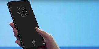 İlk Ekran İçi Parmak İzi Tarayıcılı Telefonu Tanıtıldı