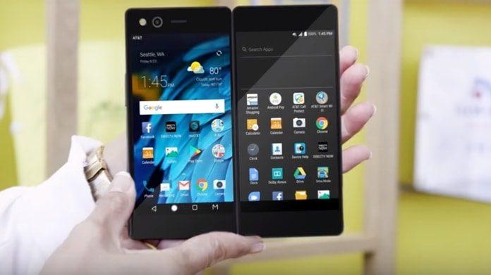 ZTE Daha Fazla Katlanabilir Ekranlı Telefon Üretecek