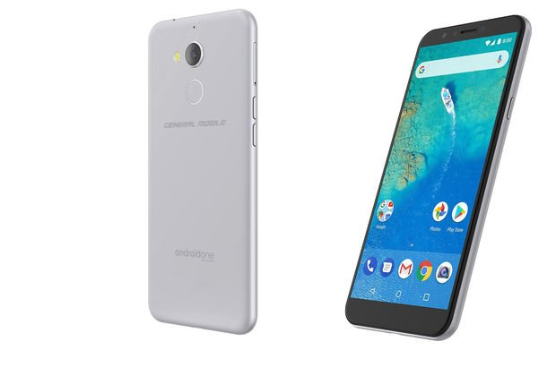 General Mobile GM 8