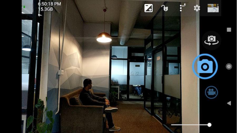Open kamera uygulamasi