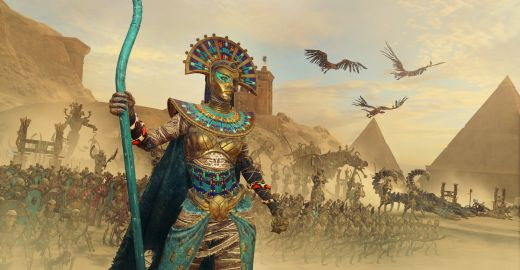 Total War- Warhammer 2 Rise of the Tomb Kings