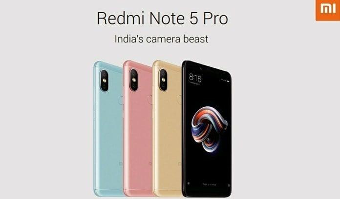 Xiaomi Redmi Note 5 ve Redmi Note 5 Pro Özellikleri Açıklandı!