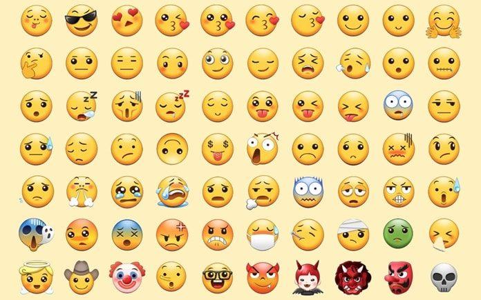 Samsung Experience 9.0 Güncellemesiyle Emojiler Değiştirildi