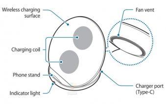 Samsung S9 Yeni Kablosuz Şarj Cihazıyla Geliyor: İşte Özellikleri!