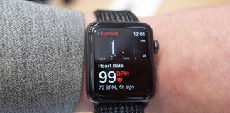 Apple Watch'ın Kalp Sensörü Çok Başarılı