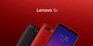 Lenovo S5, Çift Kameraya Sahip Olacak