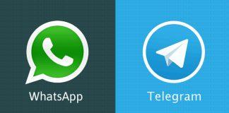 WhatsApp ve Telegram'da Bildirimleri Sessize Alma