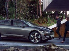Yeni JAGUAR I-PACE: Elektrikli Performans SUV