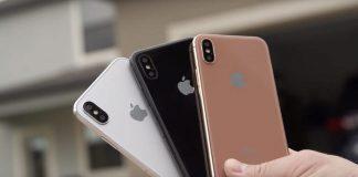 Yeni iPhone Rengi Kızıl Altın (Blush Gold)