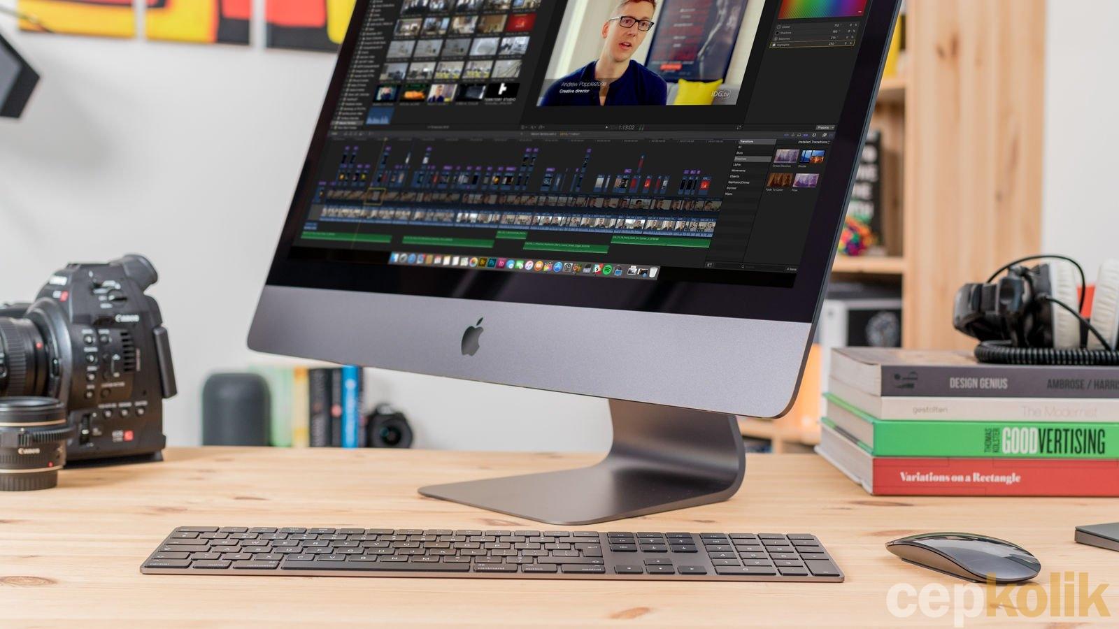Dünya'nın En İyi Bilgisayarı: iMac Pro İncelemesi