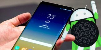 galaxy s8 android oreo