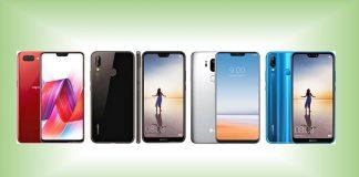 iPhone X'e Benzeyen Telefonlar