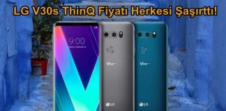 LG V30s ThinQ ve V30s Plus Ne Kadar? İşte Şaşırtan Fiyatı!