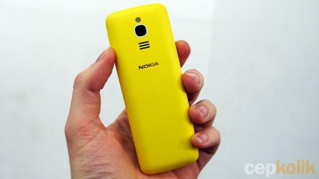 Nokia 8110 4G İncelemesi