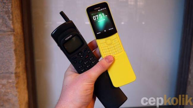 Nokia 8110 vs Nokia 8110 4G