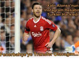 Xabi Alonso Instagram Hesabı Türkler Tarafından Hacklendi
