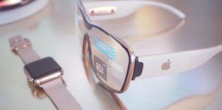 Apple Glasses İle İlgili Bir Patent Daha Alındı!