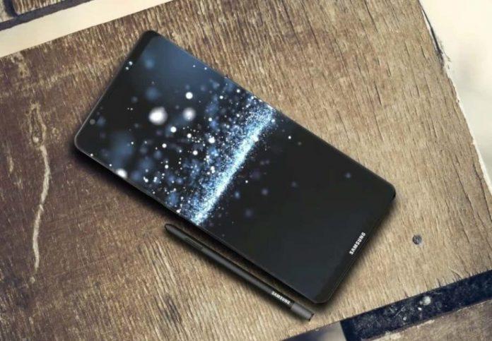 Galaxy Note 9 model numarası