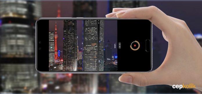 Huawei P20 İncelemesi