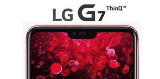 LG G7 ThinQ Google Asistan Düğmesiyle Mi Geliyor?