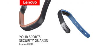 Lenovo Fitness Band HW02