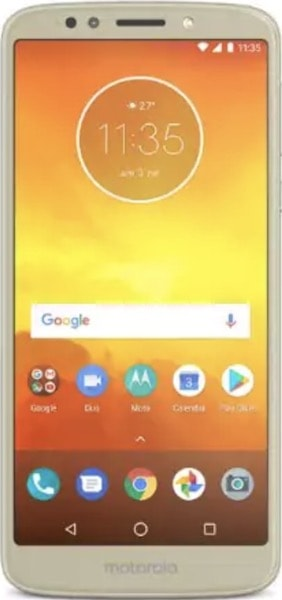 Samsung Galaxy J3 Emerge ve Motorola Moto E5 karşılaştırması