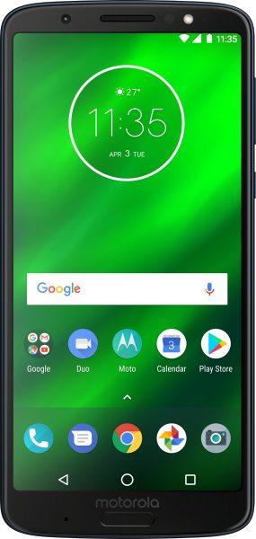 BlackBerry Priv ve Motorola Moto G6 Plus karşılaştırması