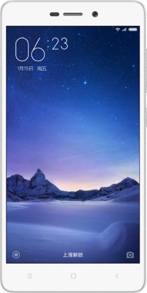 Xiaomi Redmi 3s Prime ve Xiaomi Mi Mix 2s karşılaştırması
