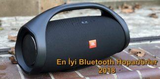 En İyi Bluetooth Hoparlörler 2018