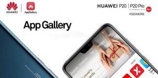Huawei'nin Global Uygulama Mağazası Tanıtıldı: Huawei AppGallery