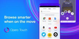 Tek Elle Kullanılabilen Yeni Mobil Tarayıcı Yayınlandı: Opera Touch