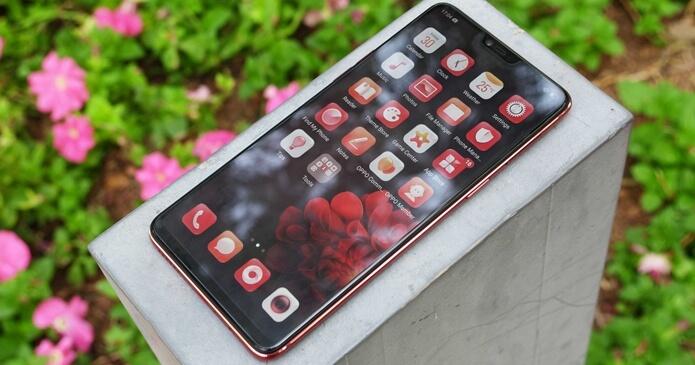 Oppo Ekranda Parmak İzi Tarayıcısı Patentini Aldı