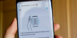 Samsung Galaxy S9 / S9 Plus ve Note 8'de Ekran Görüntüsü Alma