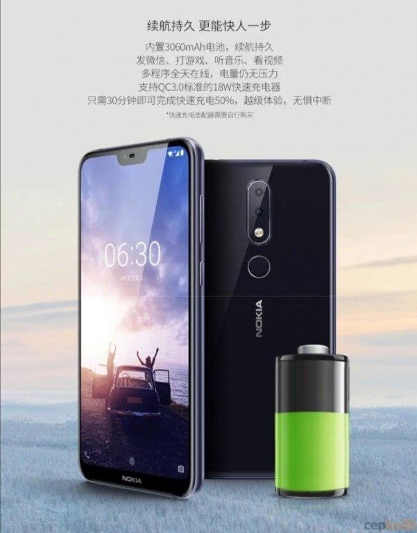Nokia X6 Resmi Tanıtım Görselleri Sızdırıldı! İşte Telefonun Özellikleri...