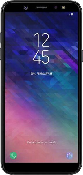 Xiaomi Redmi Note 5A Prime ve Samsung Galaxy A6 (2018) karşılaştırması