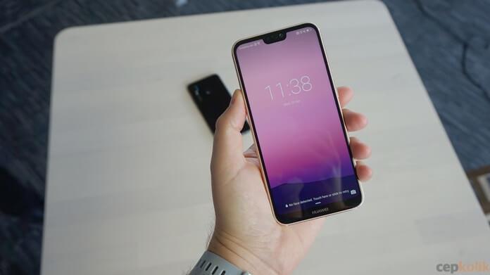 Huawei P20 Lite İnceleme