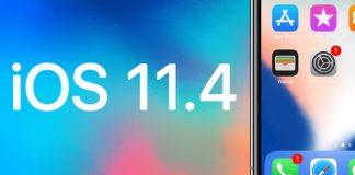 iOS 11.4 Güncellemesi ve Yeni Özellikler