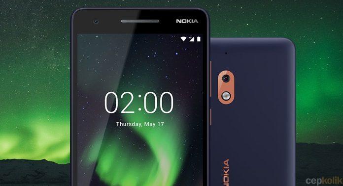 Nokia 2.1 Tanıtıldı - Özellikleri ve Fiyatı