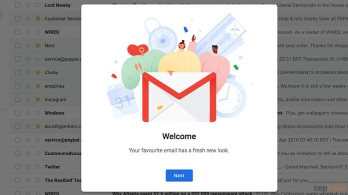 Yeni Gmail Tasarımındaki Özellikler ve İpuçları