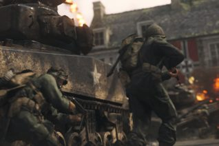 Call of Duty- WWII İnceleme 1