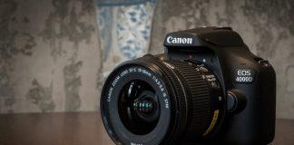 Canon EOS 4000D İncelemesi