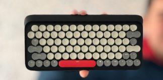 Lofree Dot Keyboard İncelemesi - Özel Tasarım Klavye