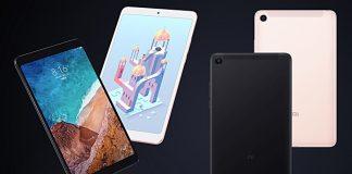Xiaomi Mi Pad 4 Tanıtıldı - Özellikleri ve Fiyatı